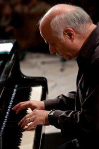 Bobby Schiff on Piano